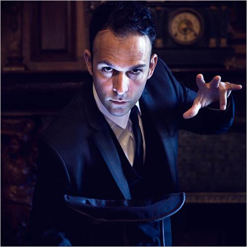 Magician Michael Grasso